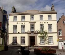 The Royal Hotel - Blairgowrie