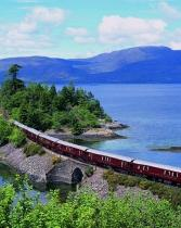 The Royal Scotsman Luxury Train