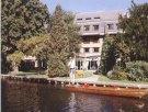 Cambridge Garden House Moat House